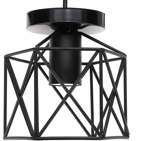 MODERN Ceiling Light Industrial Metal Chandelier Pr Living Room Bedroom Cafe Bar Restore Dining Room