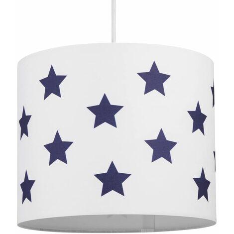 Modern Childrens Nursery or Bedroom Ceiling Lightshade Easy Fit Pendant Shades