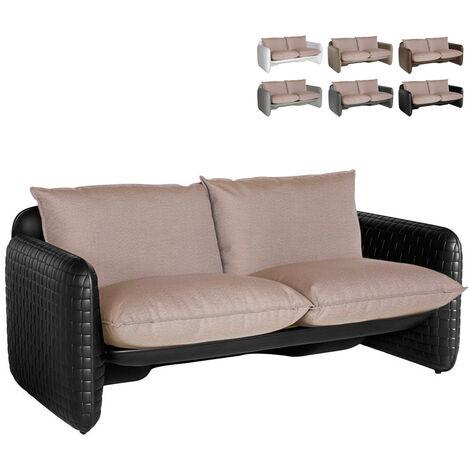 Modern design indoor and outdoor garden sofa SLIDE MARA SOFA