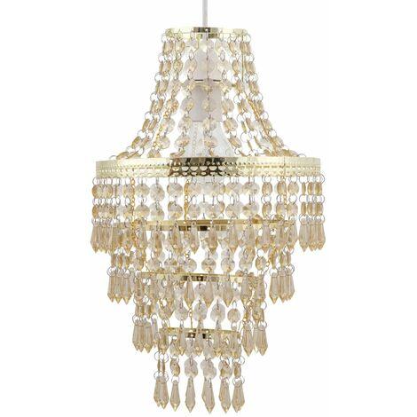 Modern Easy Fit Ceiling Light Shades Chandelier Design Lounge Bedroom Lightshade
