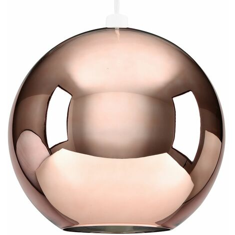 Modern Glass Ball Ceiling Pendant Light Shade