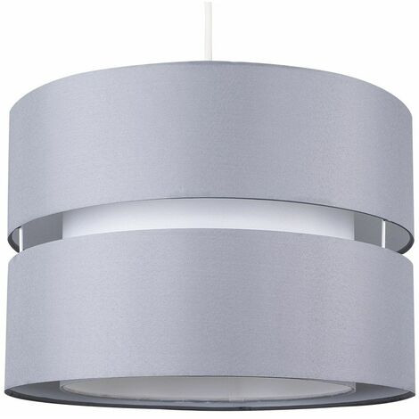 Modern Large 2 Tier & Ceiling Pendant Light Shade