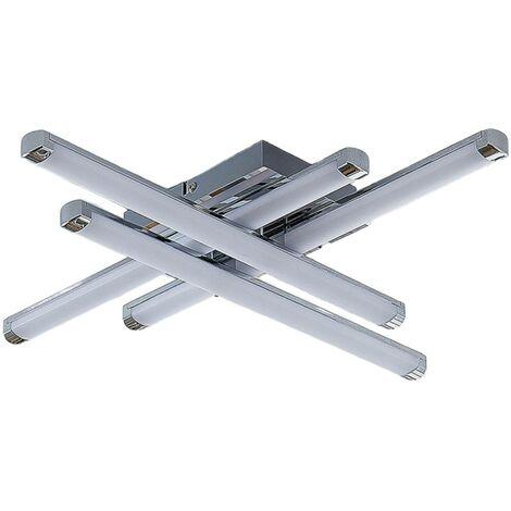 Modern-looking LED ceiling light Tilo