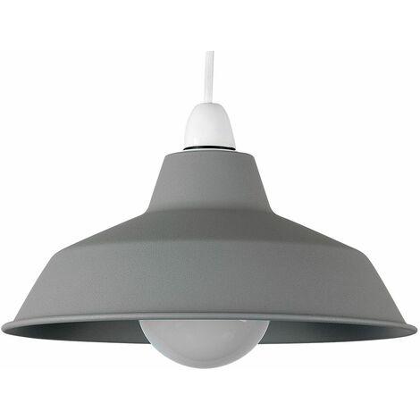 Modern Metal Pendant Shades Ceiling Retro Style Pendant Lampshade