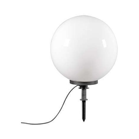 Modern outdoor lamp with ground pin 30 cm IP44 - Bulb
