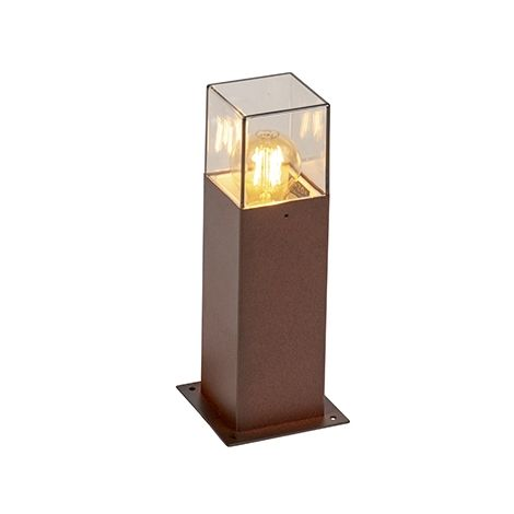 Modern Outdoor Pole 30cm Rust-Brown IP44 - Denmark