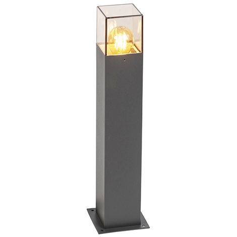 Modern Outdoor Pole 50cm Anthracite IP44 - Denmark