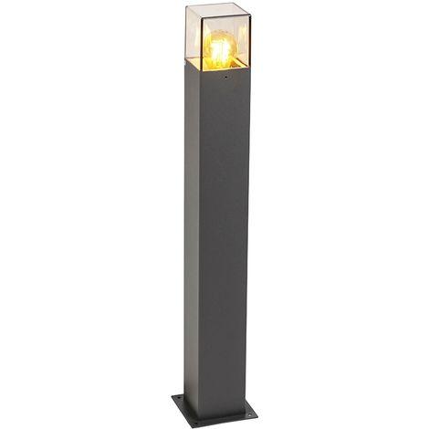 Modern Outdoor Pole 50cm Anthracite IP44 - Denmark