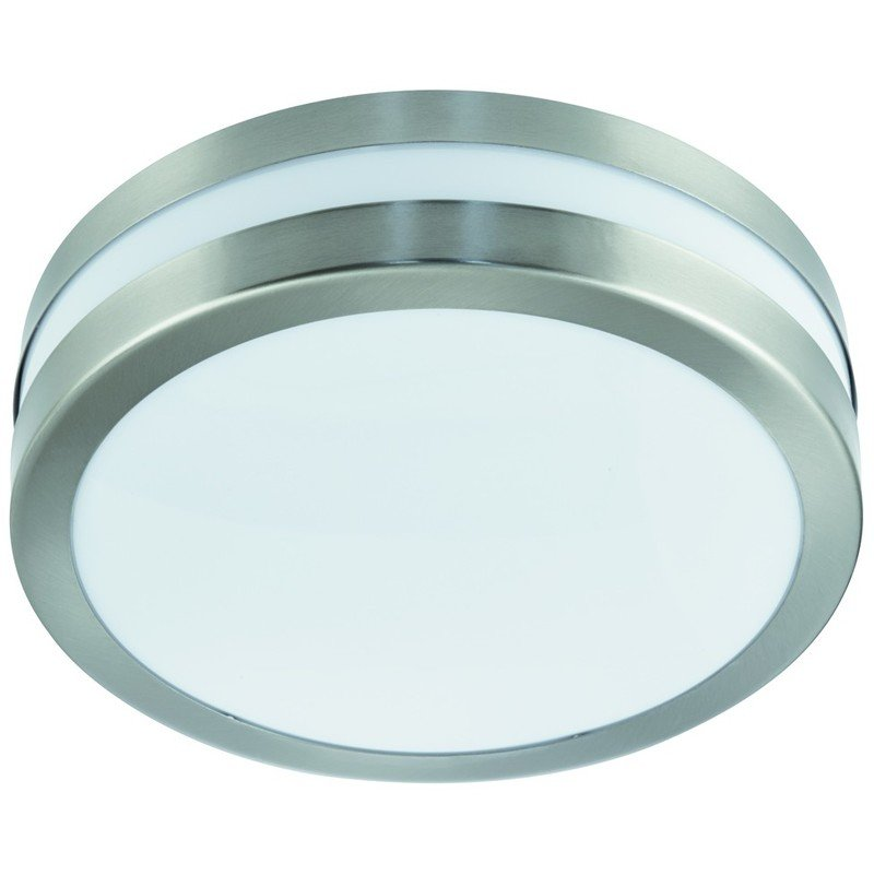 Modern Outdoor Stainless Steel Exterior Porch Bulkhead Ip44 By Washington Lighting