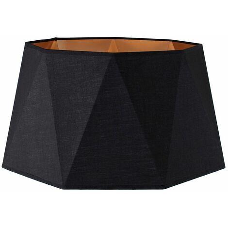 "main image of ""Modern Pendant Floor Lamp Shade Geometric Design"""