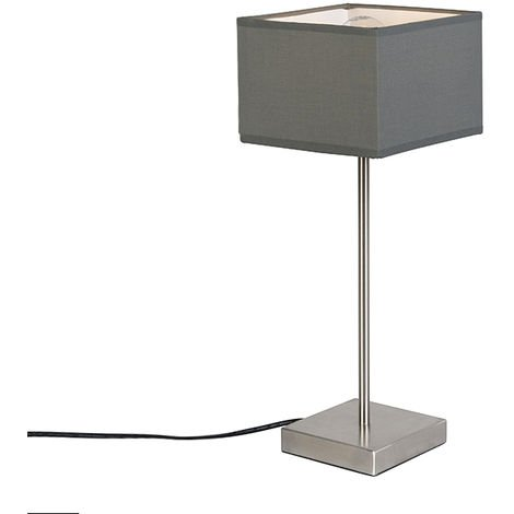 Modern table lamp gray - VT 1