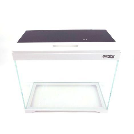 Modern Tank 40 Nano Aquarium Innenfilter LED Beleuchtung inkl. Dekoration
