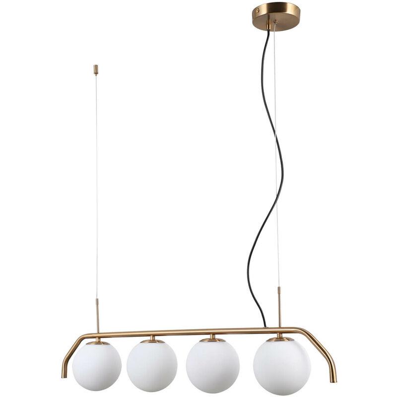 11-italux - Moderne Pendelleuchte Carimi