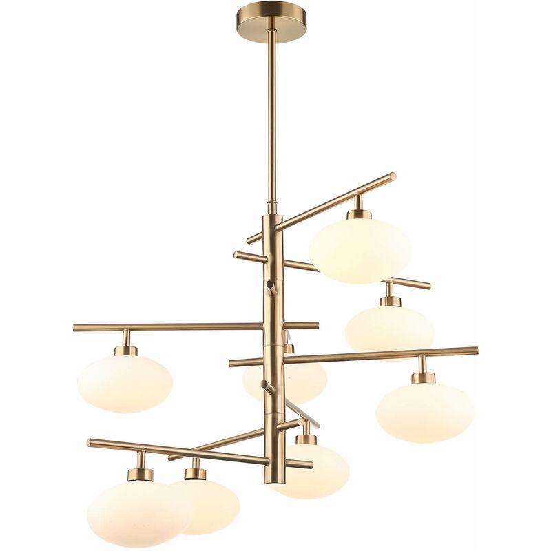 11-italux - Moderne Pendelleuchte Fiorenzo