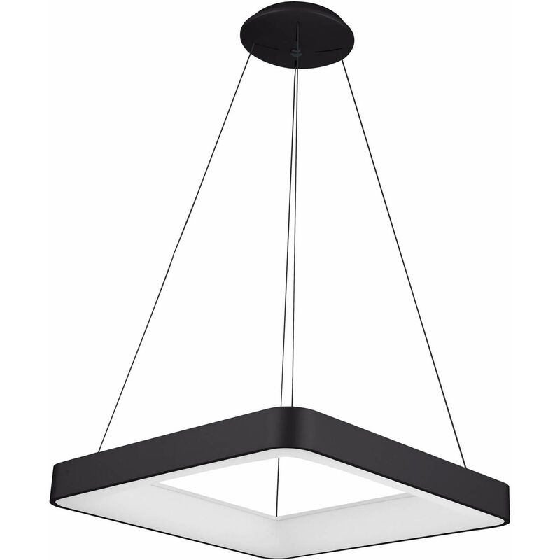 11-italux - Moderne Pendelleuchte Giacinto Black