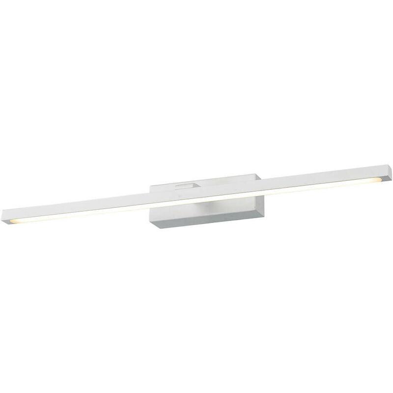 11-italux - Moderne Wandleuchte Nertus weiß