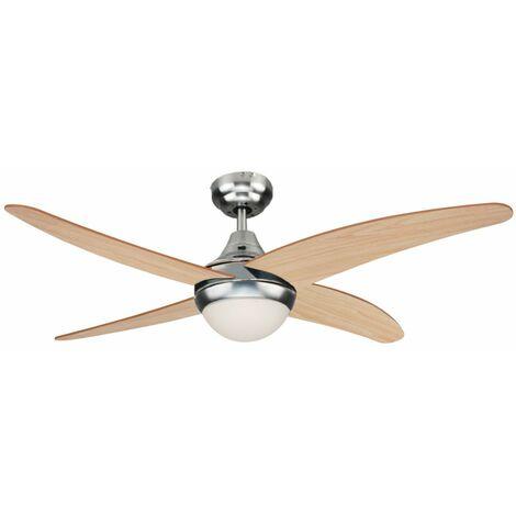 Moderno ventilatore da soffitto SULION 072263
