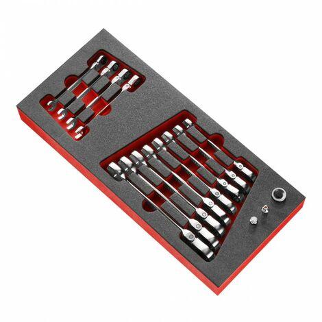 MODM.467BFJ12PB. Module mousse 12 clés Flex 467 280.80