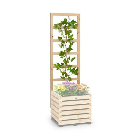 Modu Grow 50 UP Celosía Enrejado de 151 x 50 x 3 cm de pino