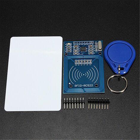 Module Capteur Carte IC Lecteur RFID-RC522 Interface SPI Paramètre
