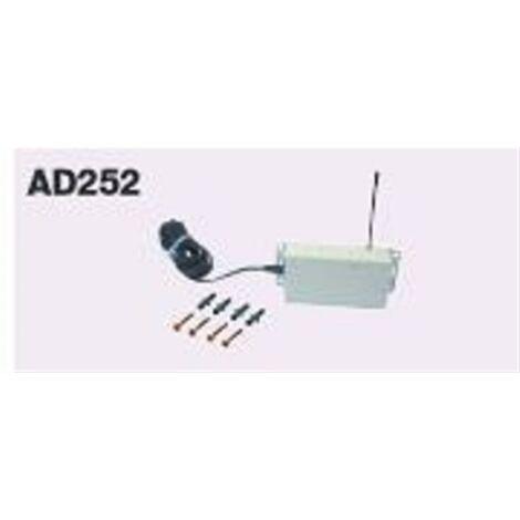 Module chaudière Radio AD252