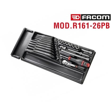 Module Cliquet Douilles 1 4 Facom Mod R161 26pb
