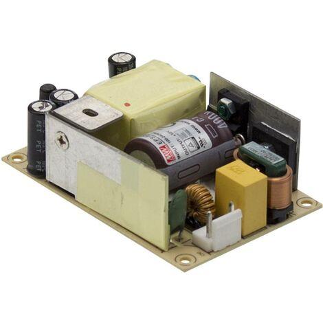 Module dalimentation CA/CC, ouvert Mean Well EPS-65S-24 EPS-65S-24 27.6 V/DC 2.71 A tension de sortie réglable 1 pc(s)
