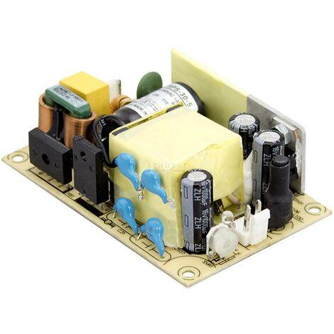 Module dalimentation CA/CC, ouvert Mean Well RPS-30-12 RPS-30-12 12 V/DC 2.5 A tension de sortie réglable 1 pc(s)