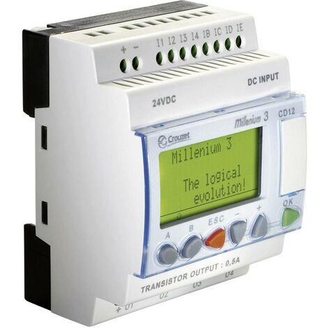 Module de commande Crouzet 88970042 Millenium 3 CD12 S 24 V/DC 1 pc(s)