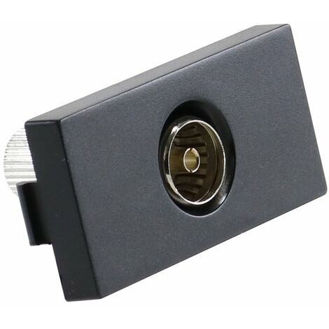 Module de Connexion Antenne / TV Noir | IluminaShop