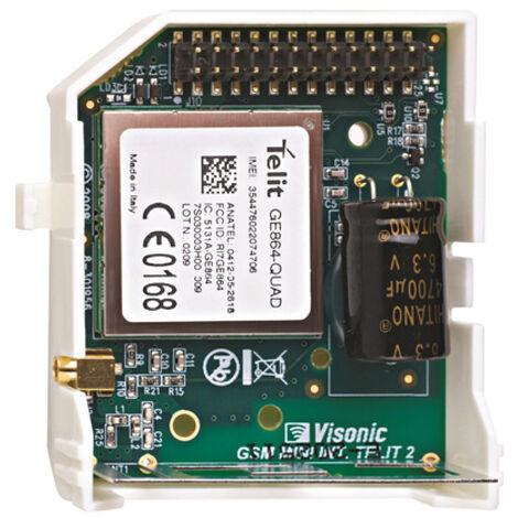 Module de transmission GSM - Alarme Visonic Powermaster - {couleurs}
