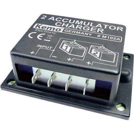 Module double chargeur de batterie Q09832