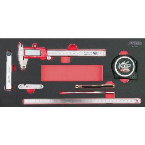 Module d'outils de mesure, 7 pièces