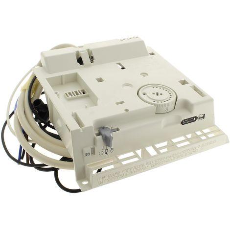 Module electronique + boitier 087765 pour Chauffe-eau Thermor, Radiateur Sauter, Radiateur Atlantic