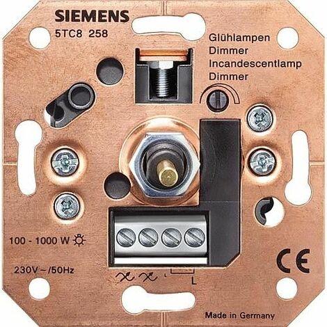 module encastrable de variateur rotatif pour transformateurs électroniques, 60 à 800 W, 60 à 800 VA