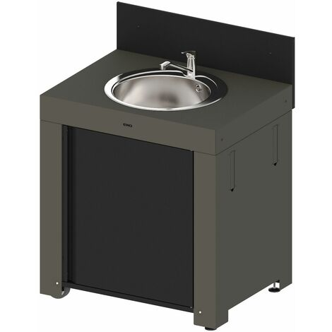 module évier gris - mod7003 - eno