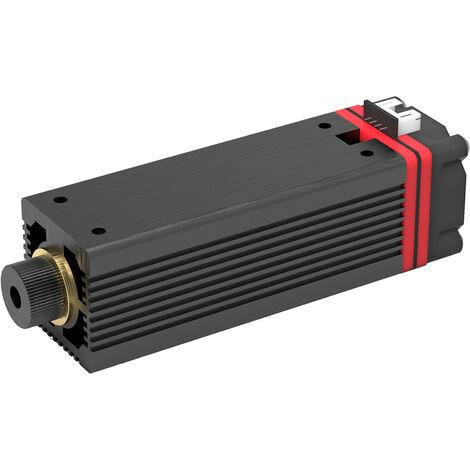 Module laser bleu 20W 450nm t¨ºte de laser de machine de gravure de bricolage adapt¨¦e ¨¤ la machine de gravure de la s¨¦rie Master