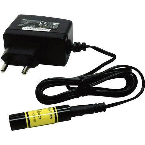 Module laser Laserfuchs LFL650-5(12x45)60-NT 70105728 ligne rouge 5 mW 1 pc(s)