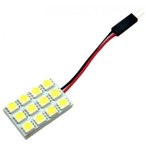 Module LED 12V 22 x 30 mm (12 LEDS)
