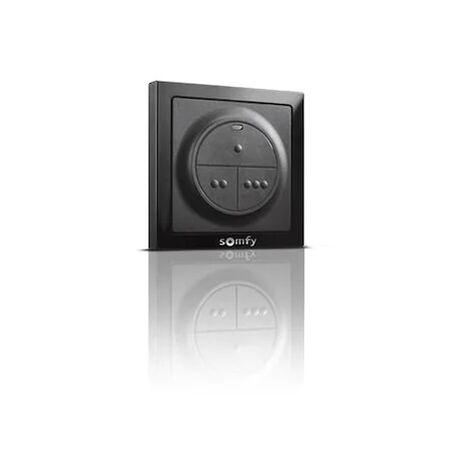 Module radio sans fil Somfy 1 canal blanc 1811066 SMOOVE ORIGIN IO