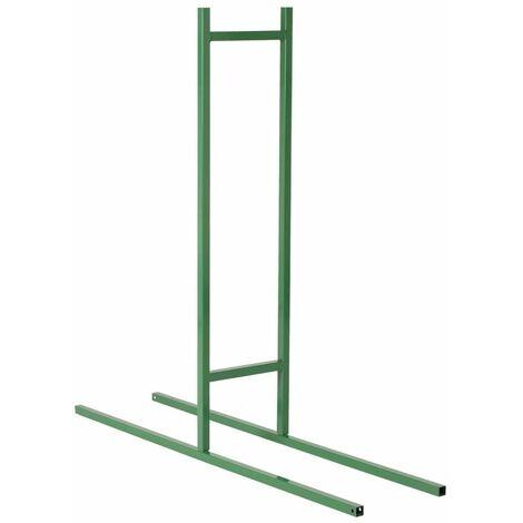 Module range bûches Vert 60 cm