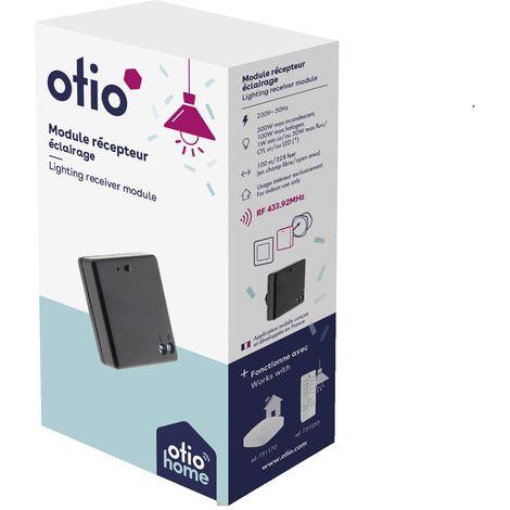 Module récepteur encastrable pour éclairage connecté - Otio