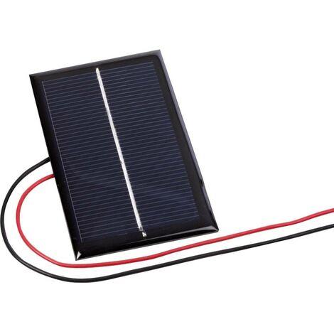 Module solaire polycristallin Velleman SOL2N SOL2N 0.5 V 1 pc(s)