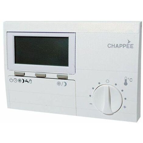 Module supplémentaire pour thermostat ambiant 2 circuits Bora Chappée