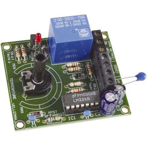 Module thermostat kit à monter Velleman MK138 12 V/DC 1 pc(s)