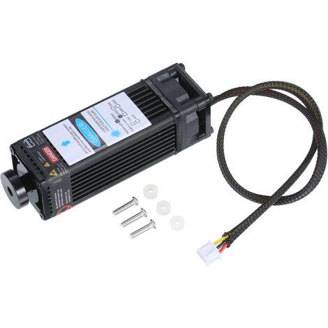 Modulo 5500mW 450nm Laser Cabeza Azul Lase por laser maquina de grabado de madera que marca la herramienta de corte
