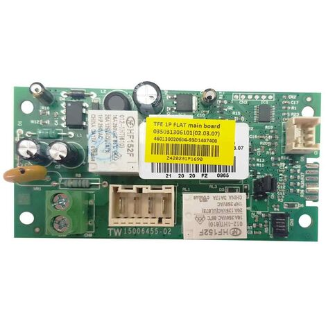 Modulo Control Caldera FLECK 65151293