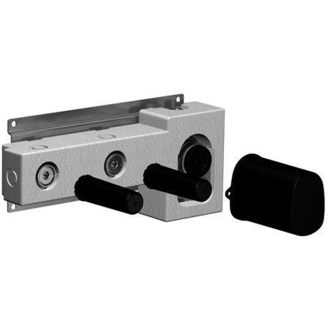 Módulo de termostato Dornbracht xTool con 2 válvulas, kit de premontaje, 35529970 - 3552997090