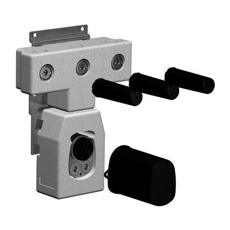 Módulo de termostato Dornbracht xTool con 3 válvulas, kit de premontaje, 35549970 - 3554997090