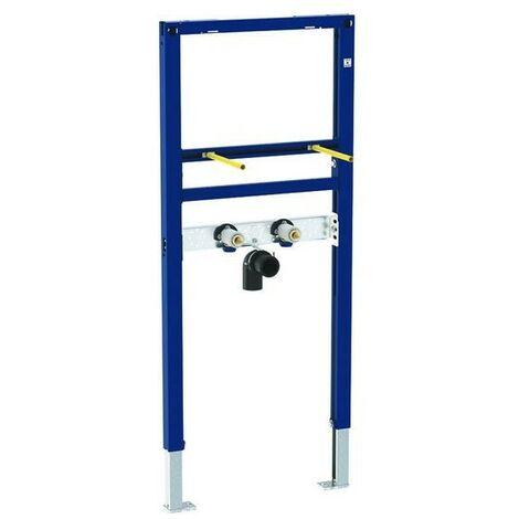 Módulo Duofix para lavabo suspendido 112 cm grifería de pie Geberit 111.432.00.2   Blanco